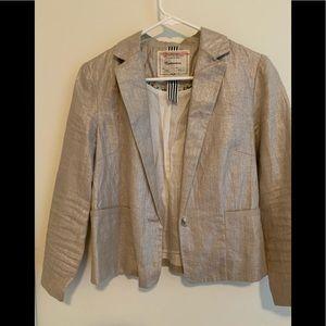 Anthropologie 3/4 length blazer
